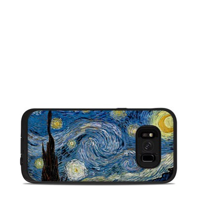 Lifeproof Galaxy S8 Fre Case Skin - Starry Night