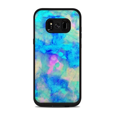 Lifeproof Galaxy S8 Plus Fre Case Skin - Electrify Ice Blue