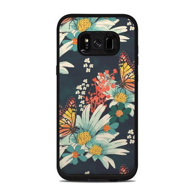 Lifeproof Galaxy S8 Plus Fre Case Skin - Monarch Grove