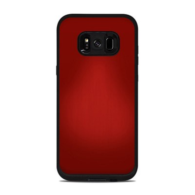 Lifeproof Galaxy S8 Plus Fre Case Skin - Red Burst