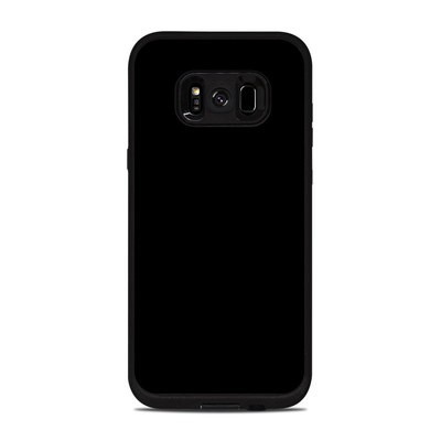 Lifeproof Galaxy S8 Plus Fre Case Skin - Solid State Black