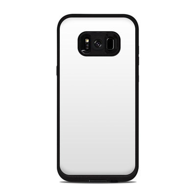 Lifeproof Galaxy S8 Plus Fre Case Skin - Solid State White