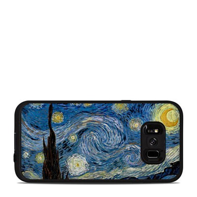 Lifeproof Galaxy S8 Plus Fre Case Skin - Starry Night