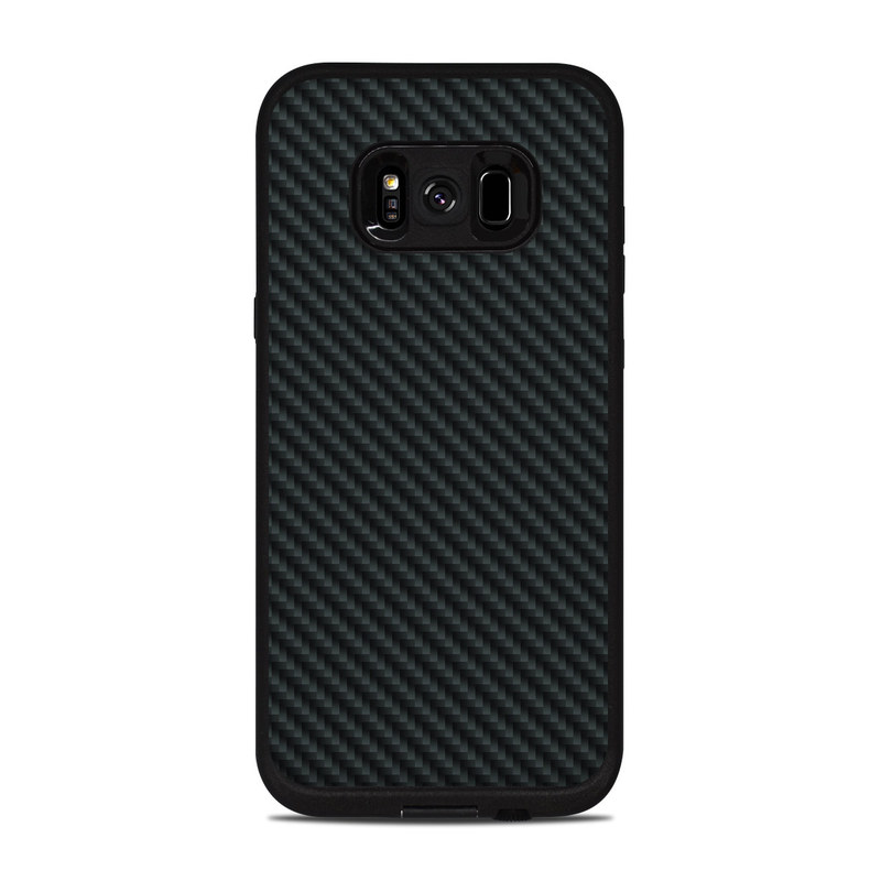 new products f971e a8ebd Lifeproof Galaxy S8 Plus Fre Case Skin - Carbon by DecalGirl Collective