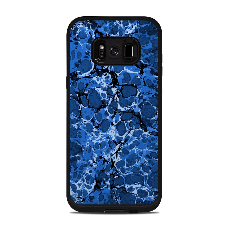 official photos f9e23 2ff9c Lifeproof Galaxy S8 Plus Fre Case Skin - Marble Bubbles