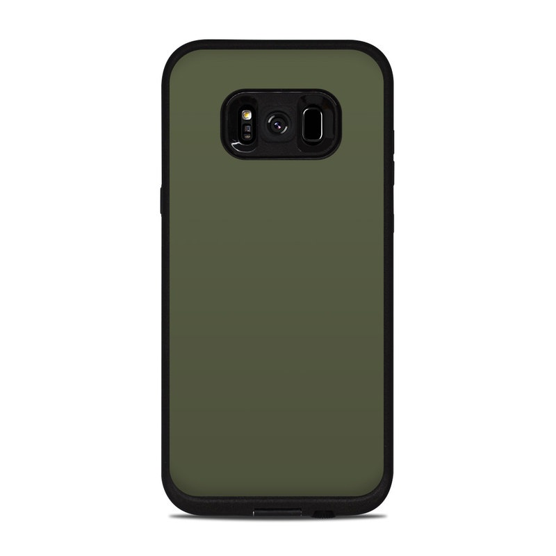 new styles 7465c 835a2 Lifeproof Galaxy S8 Plus Fre Case Skin - Solid State Olive Drab