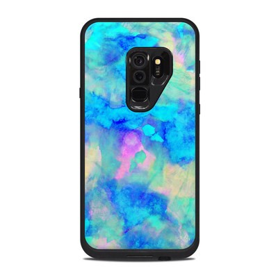 Lifeproof Galaxy S9 Plus Fre Case Skin - Electrify Ice Blue