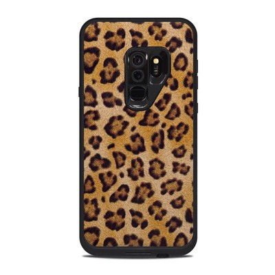 Lifeproof Galaxy S9 Plus Fre Case Skin - Leopard Spots