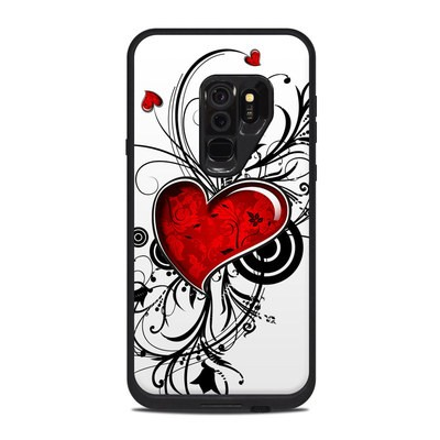 Lifeproof Galaxy S9 Plus Fre Case Skin - My Heart