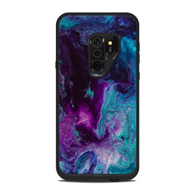 Lifeproof Galaxy S9 Plus Fre Case Skin - Nebulosity