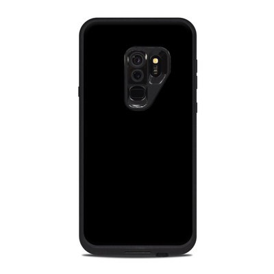 Lifeproof Galaxy S9 Plus Fre Case Skin - Solid State Black