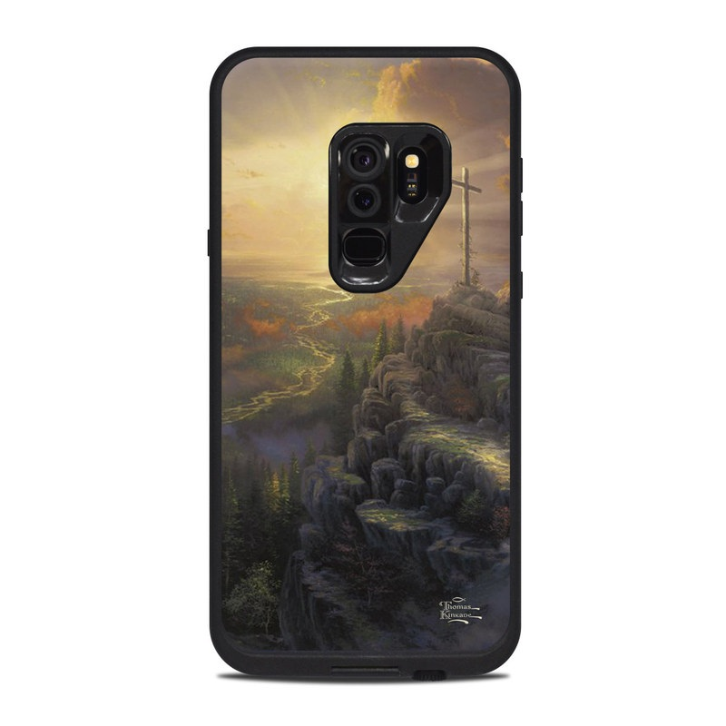 half off 77114 77606 Lifeproof Galaxy S9 Plus Fre Case Skin - The Cross