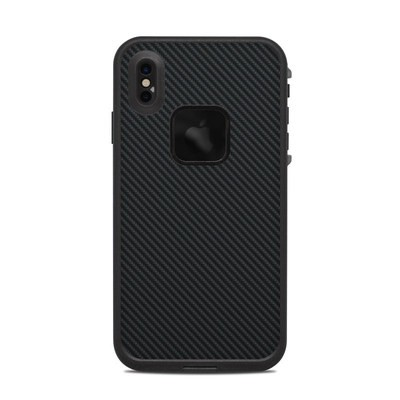 Lifeproof iPhone XS Max Fre Case Skin - Carbon