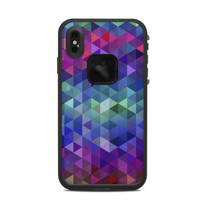 Lifeproof iPhone XS Max Fre Case Skin - Charmed