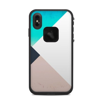 Lifeproof iPhone XS Max Fre Case Skin - Currents