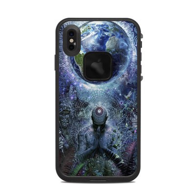 Lifeproof iPhone XS Max Fre Case Skin - Gratitude