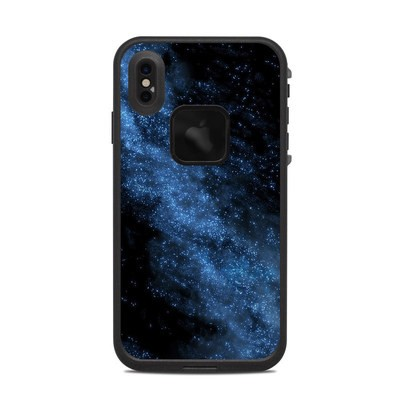 Lifeproof iPhone XS Max Fre Case Skin - Milky Way