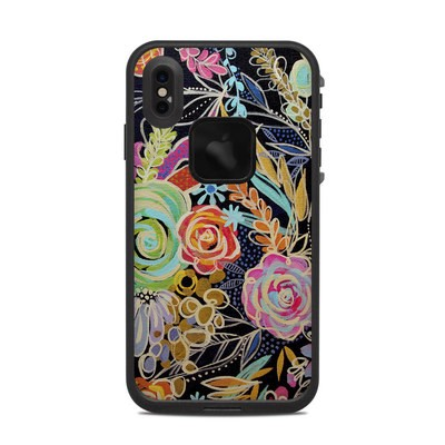 Lifeproof iPhone XS Max Fre Case Skin - My Happy Place