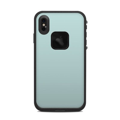 Lifeproof iPhone XS Max Fre Case Skin - Solid State Mint