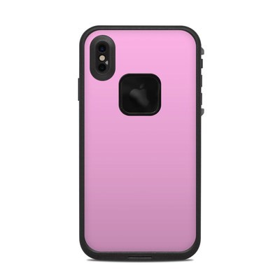 Lifeproof iPhone XS Max Fre Case Skin - Solid State Pink