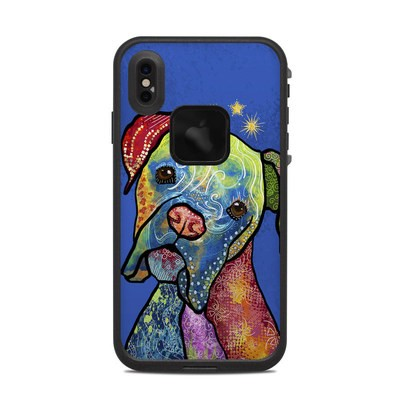 Lifeproof iPhone XS Max Fre Case Skin - Sun Moon Stars