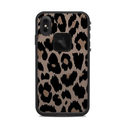 Lifeproof iPhone XS Max Fre Case Skin - Untamed