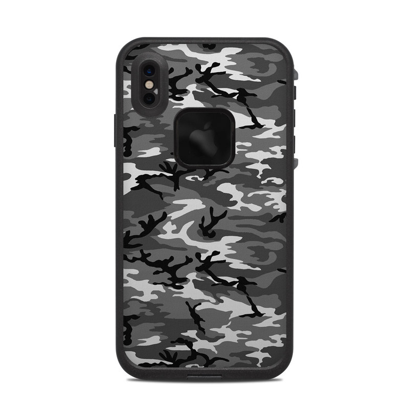 newest collection 6b16d 74a9b Lifeproof iPhone XS Max Fre Case Skin - Urban Camo
