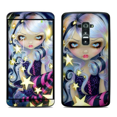 LG G Flex Skin - Angel Starlight