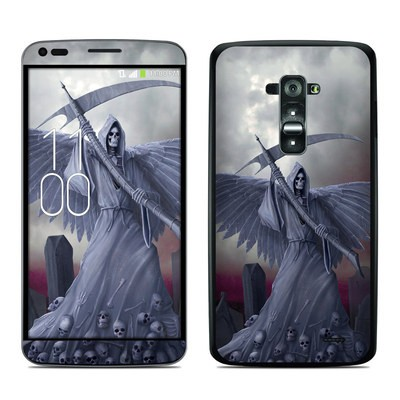 LG G Flex Skin - Death on Hold