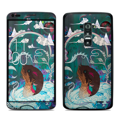 LG G Flex Skin - Distraction