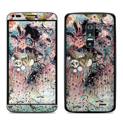 LG G Flex Skin - The Great Forage