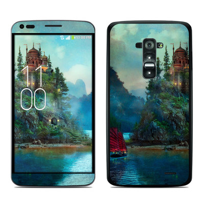 LG G Flex Skin - Journey's End