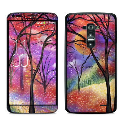 LG G Flex Skin - Moon Meadow