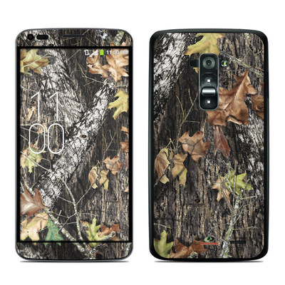 LG G Flex Skin - Break-Up