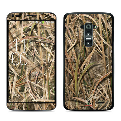 LG G Flex Skin - Shadow Grass Blades