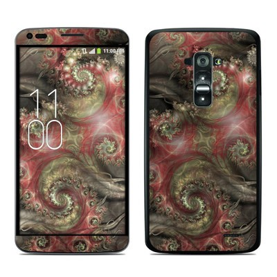 LG G Flex Skin - Reaching Out