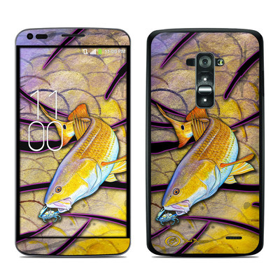 LG G Flex Skin - Red Fish