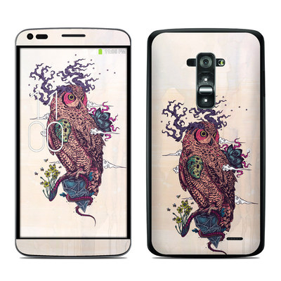 LG G Flex Skin - Regrowth