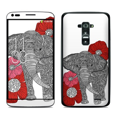 LG G Flex Skin - The Elephant
