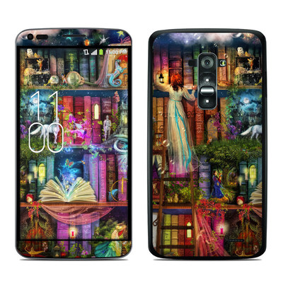 LG G Flex Skin - Treasure Hunt
