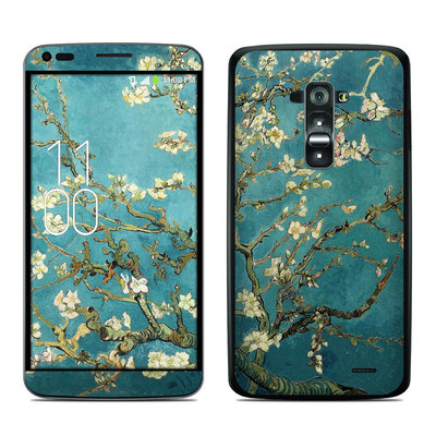 LG G Flex Skin - Blossoming Almond Tree