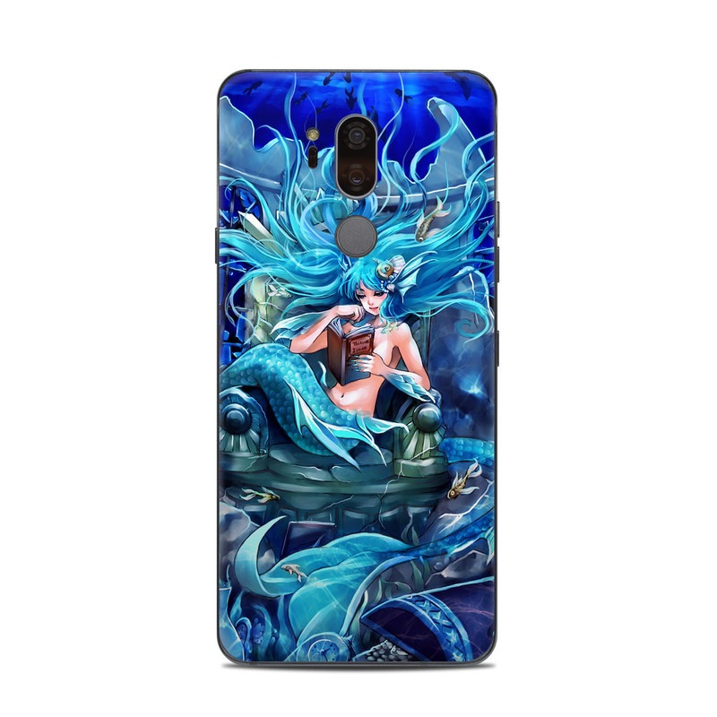newest bbeed 193fe LG G7 ThinQ Skin - In Her Own World