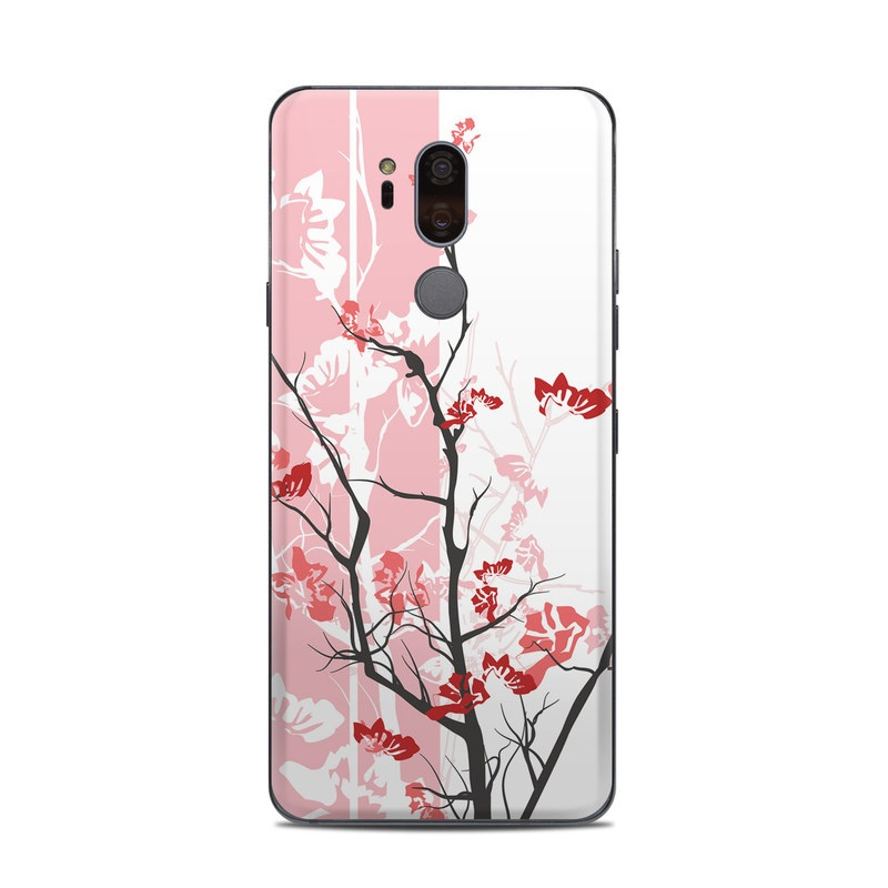 LG G7 ThinQ Skin - Pink Tranquility by DecalGirl Collective