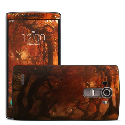 LG G4 Skin - Canopy Creek Autumn