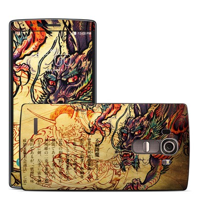 LG G4 Skin - Dragon Legend