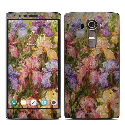 LG G4 Skin - Field Of Irises