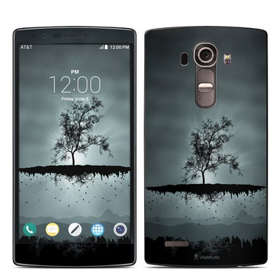 LG G4 Skin - Flying Tree Black