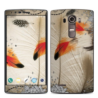 LG G4 Skin - Feather Dance