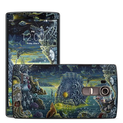 LG G4 Skin - Night Trawlers