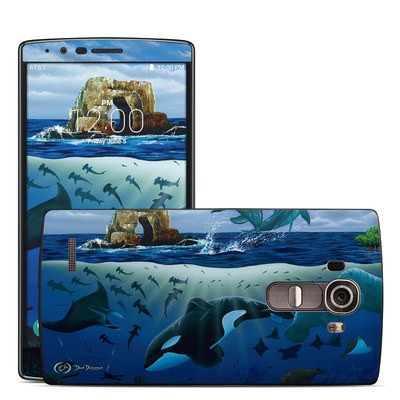 LG G4 Skin - Oceans For Youth